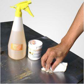 Cleaning sanitiser degreaser food safe