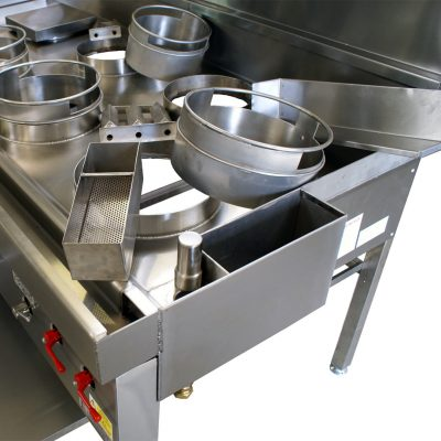 Cooker spare parts range