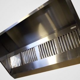 Kitchen vent extract hood canopy