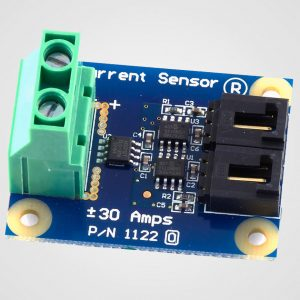 Fan current monitor sensor for gas interlock