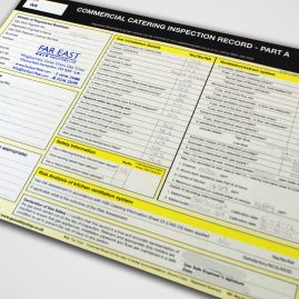 Gas Safe Check Certificate