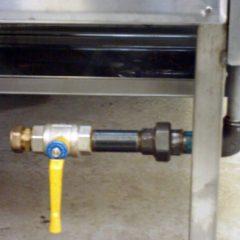 """1"""" gas isolation valve"""