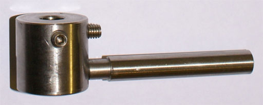 "Stainless steel valve handle to fit CE PEL Alphabrass 1/2"" gas valve"