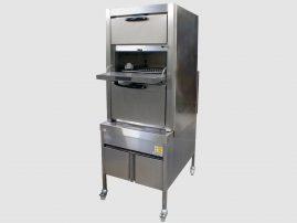 steamer cabinet stc