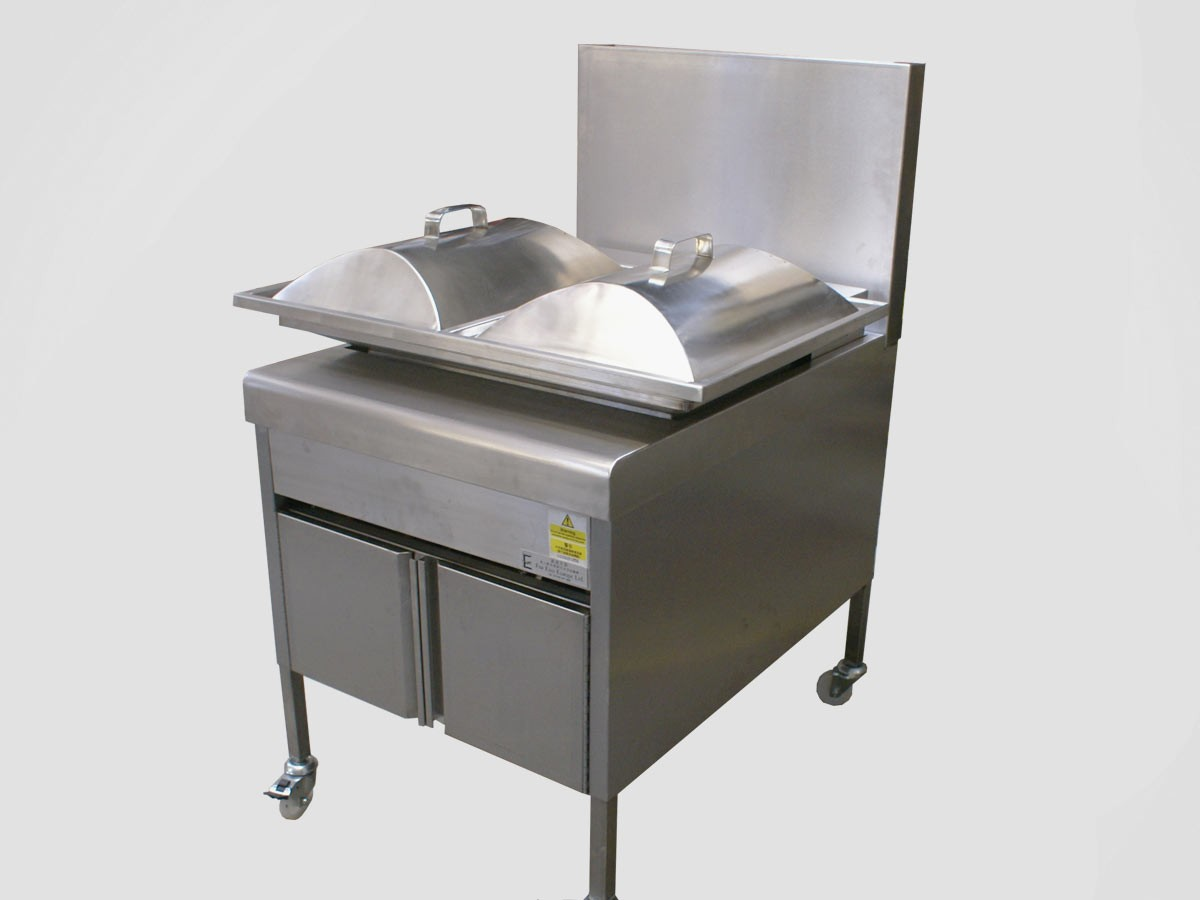 how to clean water reservoir in food steamer
