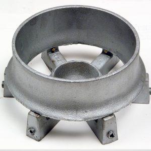 JP1 Spider wok burner (6 gas jets)