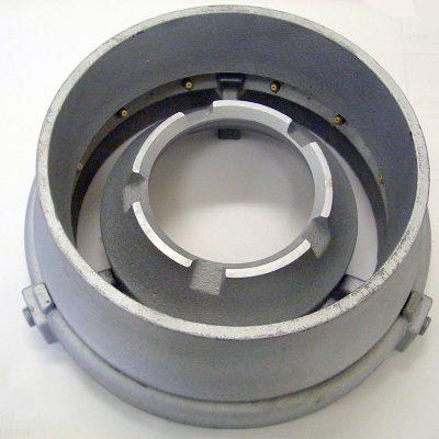 JP V12 Vortex wok burner (12 gas jets)