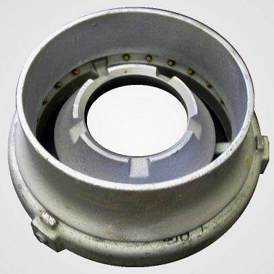 JP V21 Vortex wok burner (21 gas jets)