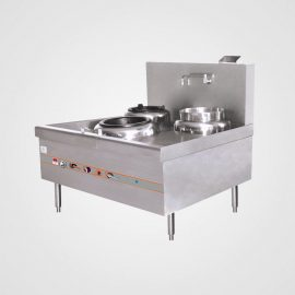 YPT ECR-1-SE-RE Shanghai Flamemate Turbo wok cooker