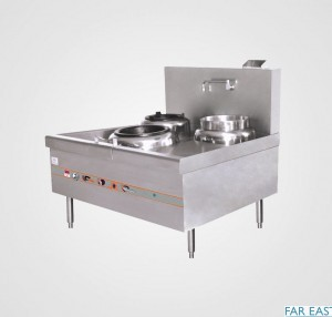 YPT ECR-1-SE-RE Shanghai Flamemate Turbo wok cooker