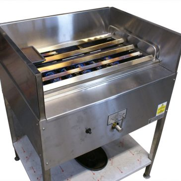 BBQ chargrill hot plate