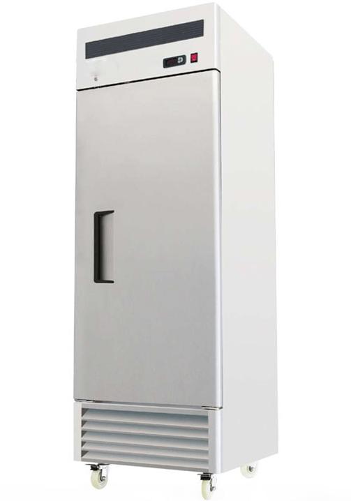 FMBF8185 FMBF8181 Upright heavy duty tropical upright fridge freezer gastronorm bottom mount compressor