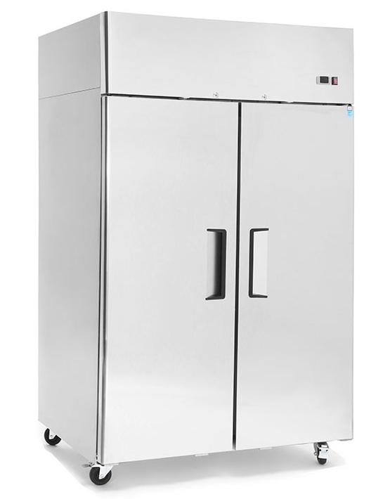 PBF9218 FPBF9219 slim double door upright fridge freezer