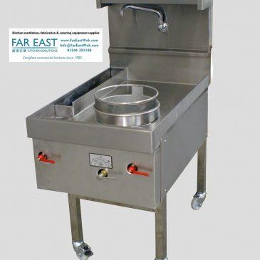 CEFT10L custom wok range