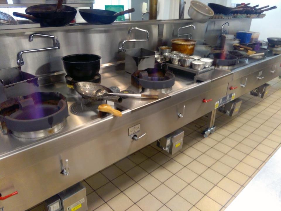 Wok cooker range heavy duty | Far East