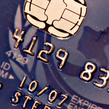 payment card chip