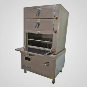 Induction cabinet steamer electric