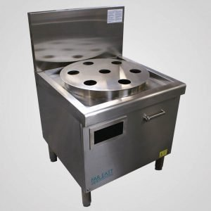 Induction dum sum steamer electric
