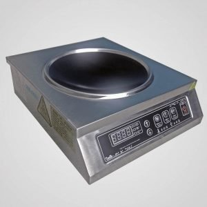 IW3 induction table top wok